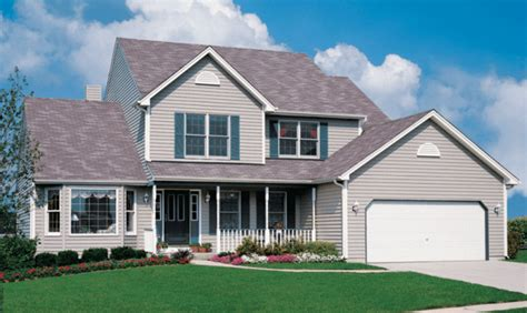 haggetts newly painted building haggetts aluminum the pros and cons of metal siding united home experts