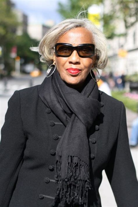 advanced style reasons to let your hair go gray 35 best gorgeous gray natural hair images on pinterest
