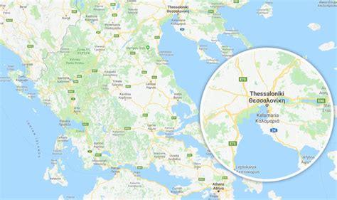 earthquake hotspots earthquake warning greek holiday hotspot rocked by seven
