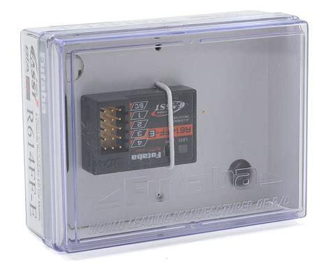 Futaba R614ff E 2 4ghz Fasst 4 Channel Receiver futaba r614ff e 2 4ghz fasst 4 channel receiver 4pk 4pks futl7632 cars trucks amain