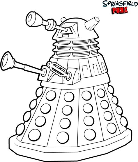 doctor who coloring pages online dr who coloring pages az coloring pages