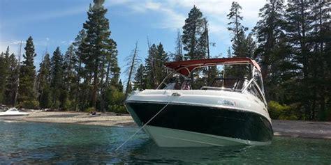 speed boat lake tahoe captained speed boat rental on lake tahoe