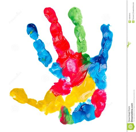 color print color child print stock images image 15834644