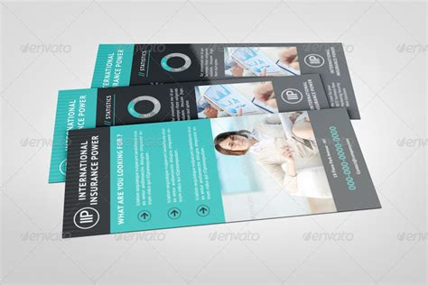 business rack card templates business rack card template graphicriver best free
