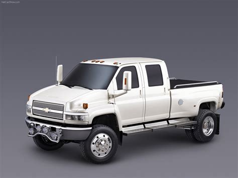 chevrolet kodiak   pictures information specs