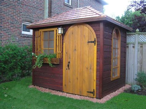 Garden Shed Roof by Garden Shed With Copper Roofing Eclectic Shed Other