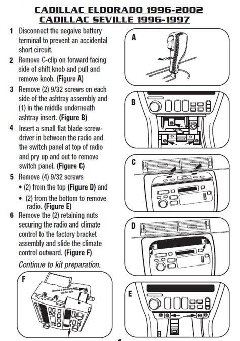 electric and cars manual 1992 cadillac eldorado free book repair manuals cadillac seville radio harness get free image about wiring diagram