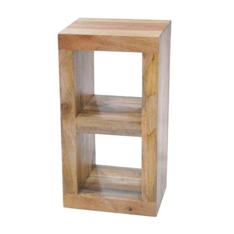 dakota light mango small bookcase next day delivery