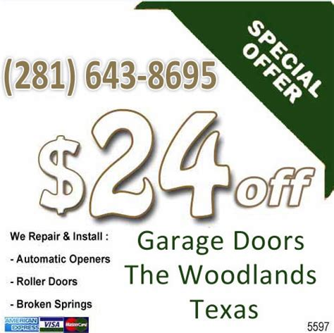 Garage Door Repair The Woodlands by Garage Doors Overhead Door Repair The Woodlands Tx
