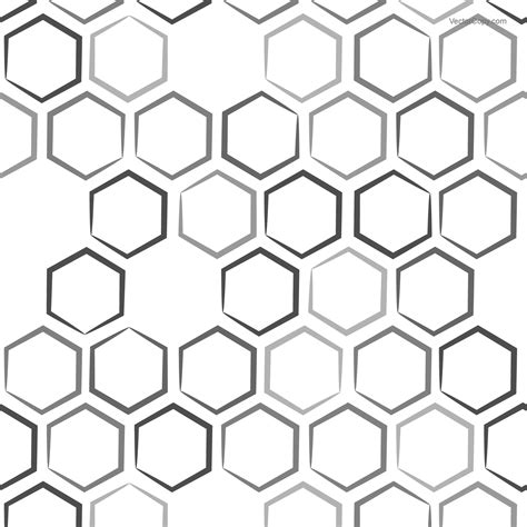 honeycomb pattern ai free hexagon honeycomb pattern free vector backgrounds