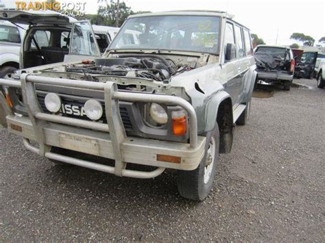 nissan patrol 1991 nissan patrol gq 1991 rb30 wrecking all parts for sale in