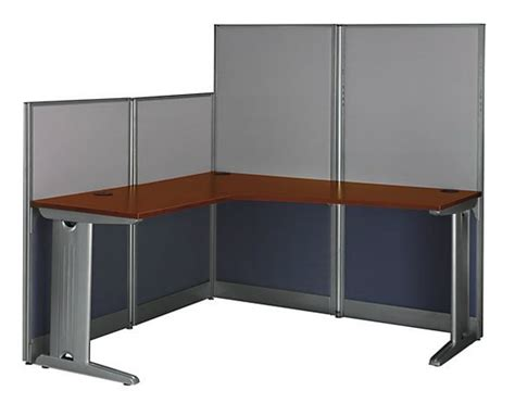 Office Cubicle Storage by Office In An Hour Cubicles L Workstation W Storage