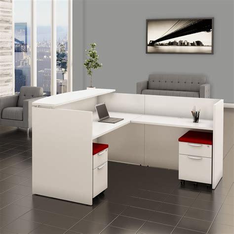 office reception desk white reception desk with filing system office furniture ez