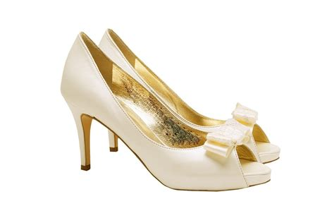 Bridal Pumps by Lou Bridal Pumps Faidra 00 102 70i νυφικά