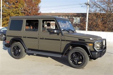 L 133 Wheels Hammered Coupe Matte Olive Green wdcyc3kf0hx264412 2017 mercedes g class 7 olive suv 4 0l 8 cyl engine automatic