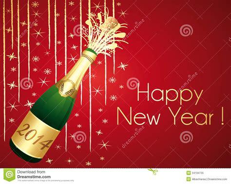 imagenes groseras de año nuevo 2014 161 feliz a 241 o nuevo 2014 rojo y tarjeta de felicitaci 243 n del