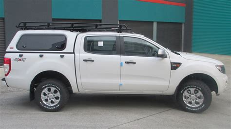 Roof Rack Ford Ranger by Arb Canopies
