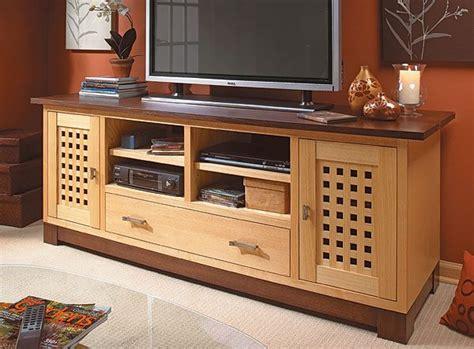 wide screen tv cabinet woodworking plan tv stands tv