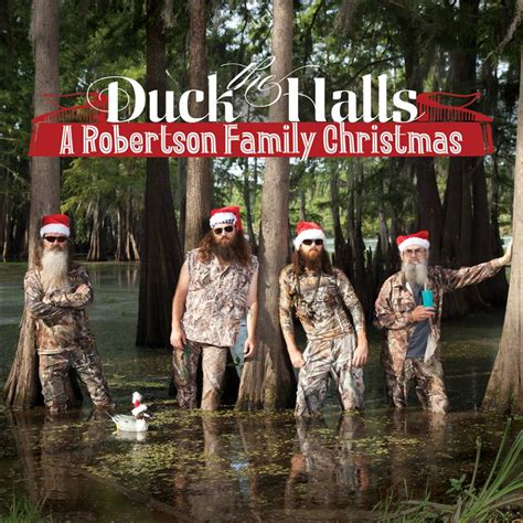 country music videos with duck dynasty duck the halls a robertson family christmas pre order
