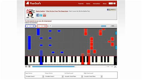 tutorial piano ne me quitte pas how to play don t leave me ne me quitte pas by regina