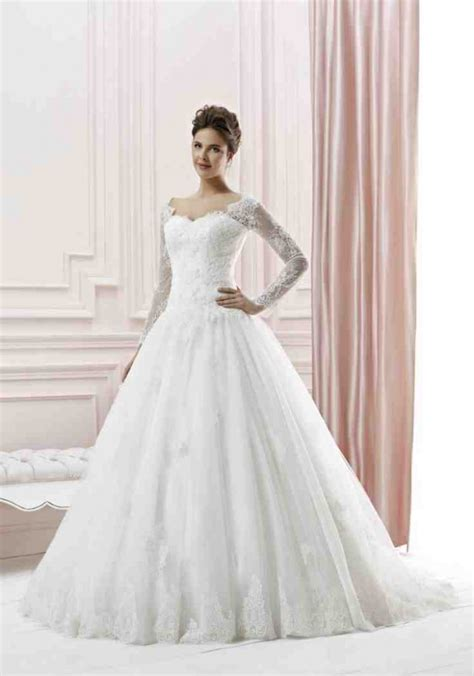 Modest Lace Wedding Dresses With Sleeves | modest wedding dresses with lace sleeves wedding and