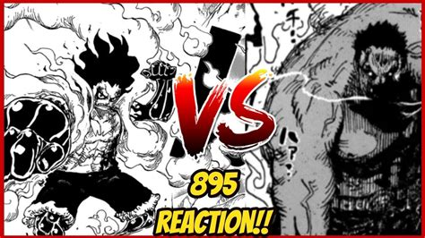 895 Best For The Next Luffy Vs Sweet Commander Katakuri Top Five Best Fights