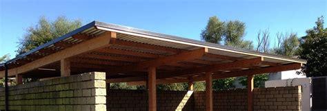 box auto legno realizzazione box auto in legno tettoie in legno per