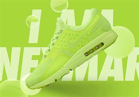 Sepatu Nike Airmax Zero Neymar 1 nike air max zero coming to nikeid on march 28th sneakernews