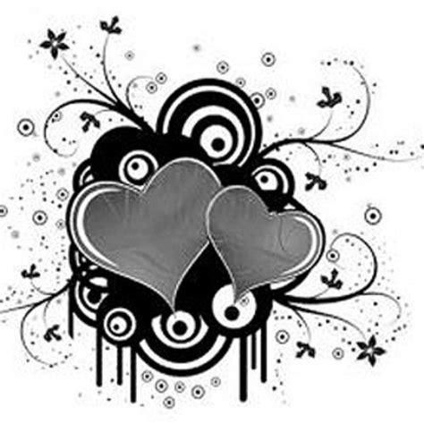 imagenes de corazones en blanco y negro 136 best images about proyectos que debo intentar on pinterest