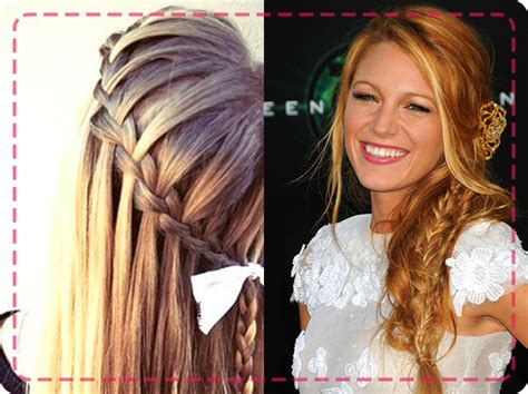 hairstyles to attend a graduation graduation hairstyles waterfall braid bobby hairstyles ideas
