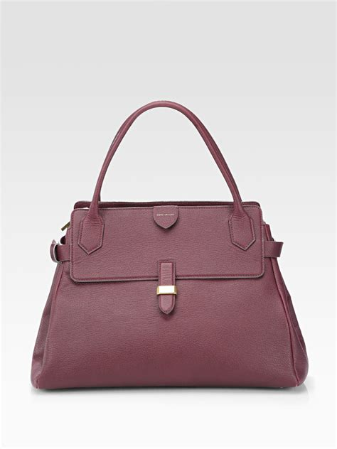 Marc Small Bag by Marc Small Camille Bag In Purple Aubergine Lyst