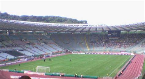 posti a sedere olimpico di roma stadi di calcio di tutto il mondo