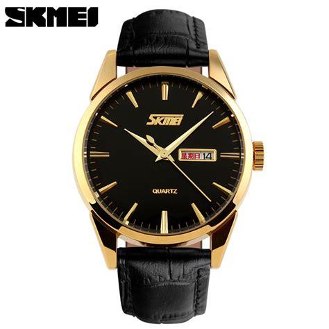 Jam Tangan Skmei Black skmei jam tangan analog pria 9073cl black