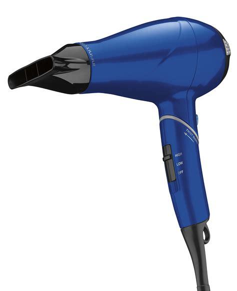 Conair Infiniti Pro Hair Styler Dryer Blue by Infiniti Pro By Conair 1875 Watt Compact Ac