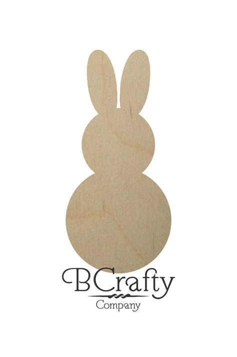 Chalkboard Home Decor by Wooden Bunny Cutouts Wood Bunny Cut Out Easter Bunny