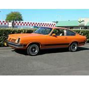 1974 Chevrolet Vega GT Hatchback  $7995