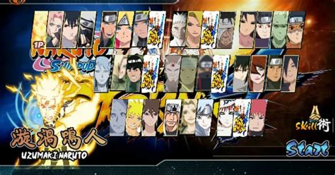 download game mod naruto senki for android naruto senki mod myanmar storm 4 unlimited money apk