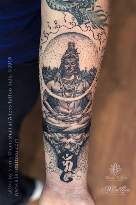 shiva tattoo photos pictures lord shiva tattoo shiva tattoo aliens tattoos mumbai