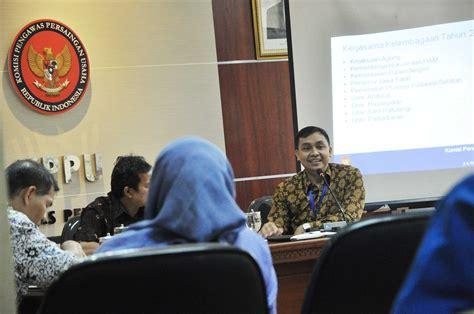 Hukum Persaingan Usaha Di Indonesia Kppu komisi pengawas persaingan usaha 187 universitas prof dr hazairin kunjungi kppu