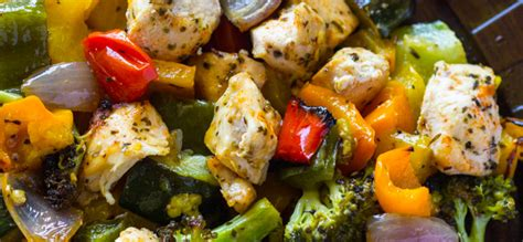 15 minute healthy roasted chicken and veggies one 15 minute healthy roasted chicken and veggies food for