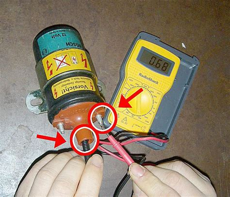 how to test a coil resistor bench testing your ignition coil in a car