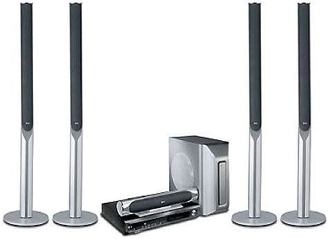 lg dvt418 home theater system dvd player 600 watts peak