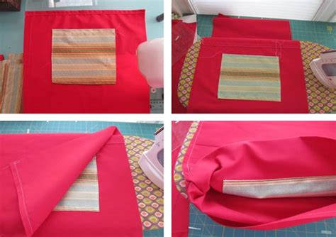 seat sack for the back of a chair crafty