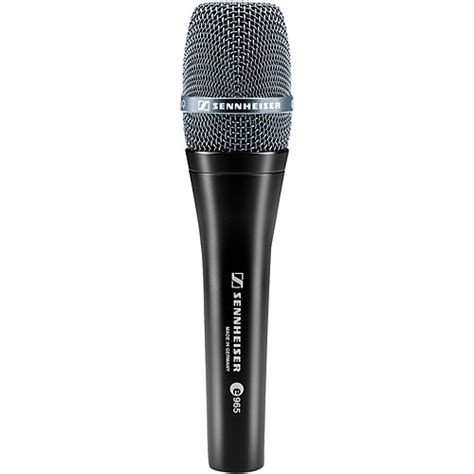 condenser handheld microphone sennheiser e965 large diaphragm handheld condenser mic musician s friend