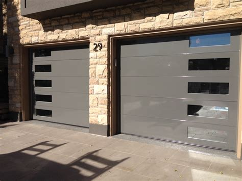 Modern Glass Garage Doors by Modern Garage Doors Modern Doors