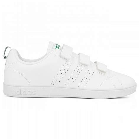 Harga Adidas Velcro adidas neo vs advantage cl cmf velcro white green original