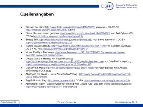 Muster Quellenverzeichnis Urheberrecht Und Pr 228 Sentationsunterlagen Pflichtwissen F 252 R Vortragende Veranstalter I It