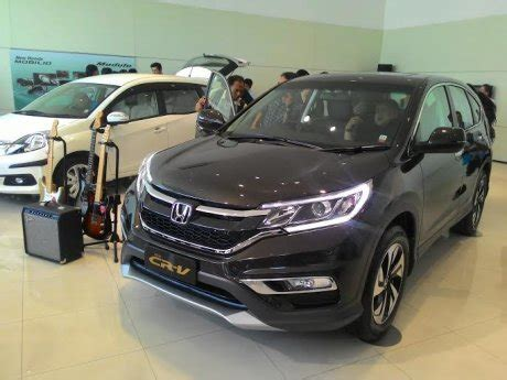 Kaca Spion New Honda Cr V ini ubahan new honda mobilio dan cr v