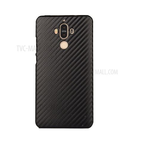 Autofocus Leather For Huawei 2 I Carbon Leather Coated Pc Phone For Huawei Mate 9
