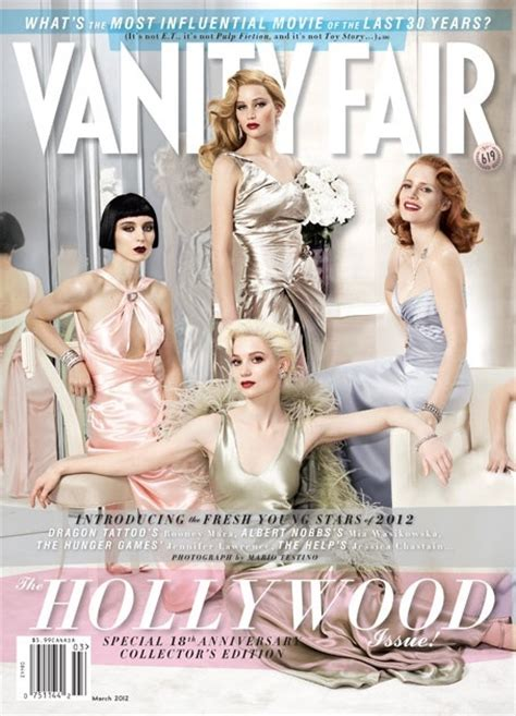 New Vanity Fair Cover by Vanity Fair March 2012 The Issue Photos